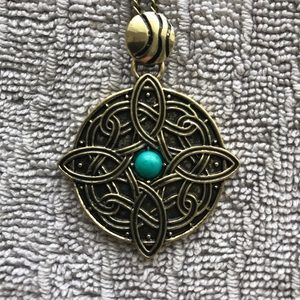 Skyrim Amulet of Mara Necklace